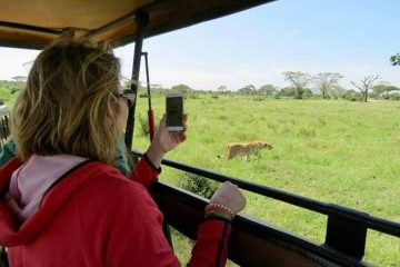 10 Days safaris to Tarangire, Serengeti, Ngorongoro crater and Empakai
