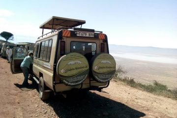 5 Days serengeti and ngorongoro Safaris